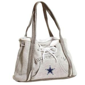 Dallas Cowboys Sweatshirt Purse